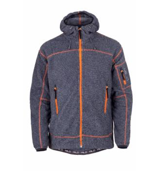 Milo Iryo men fleece jacket