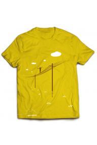 Majica s kratkimi rokavi Twentyfourseven Walk your day