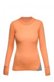 Ženska merino majica z dolgimi rokavi Thermowave Warm