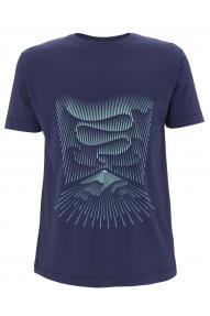Majica s kratkimi rokavi Aurora montibus Hybrant
