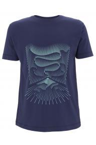 T-shirt Aurora montibus Hybrant