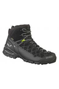 Srednje visoki pohodniški čevlji Salewa Alp Trainer MID GTX