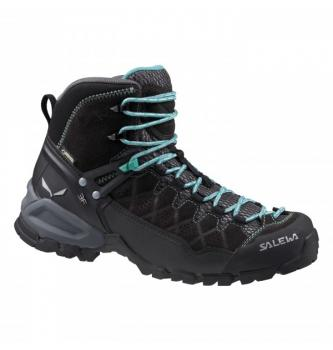 Ženski srednje visoki pohodniški čevlji Salewa Alp Trainer MID GTX