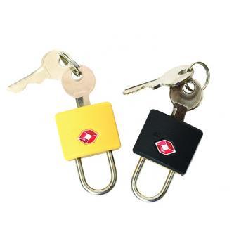 Set 2 ključavnic Trekmates Key Padlock TSA