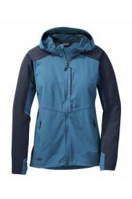 Ženska softshell jakna Outdoor Research Ferrosi