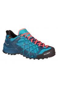 Niske ženske planinarske cipele Salewa Wildfire GTX