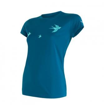 Ženska majica s kratkimi rokavi Sensor Coolmax Fresh PT