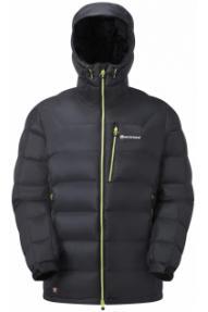 Muška pernata jakna Montane Black Ice