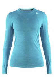 Ženska aktivna dolga majica Craft Fuseknit Comfort