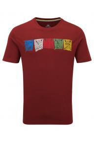 Moška majica s kratkimi rokavi Sherpa Tarcho Tee