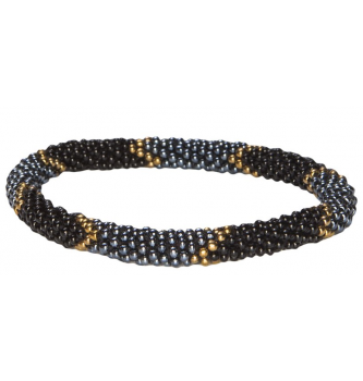Zapestnica Sherpa Mayalu Ikat Roll On Bracelet