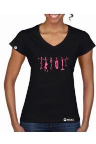 Women cotton T-shirt Kibuba Obešalo