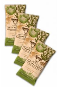 Set energijska ploščica Chimpanzee Raisins and nuts 4 za 3