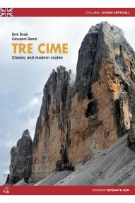 Plezalni vodnik Tre Cime: Classic& Modern Routes
