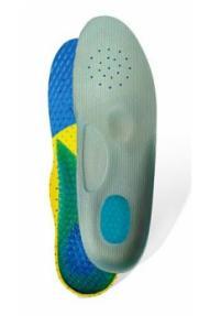 Športni gel vložek za obutev Collonil Fussbett Allround