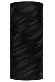 Večnamensko pokrivalo Buff Reflective R-Solid Black