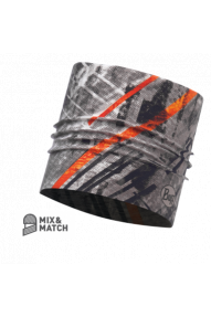 Naglavni trak Buff UV Multifunktional City Jungle Grey