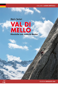 Plezalni vodnik Val di Mello DE