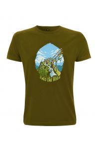 Majica s kratkimi rokavi Hybrant Into The Wild