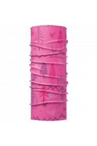 Dječje višenamjensko pokrivalo Buff Original Woods Pink