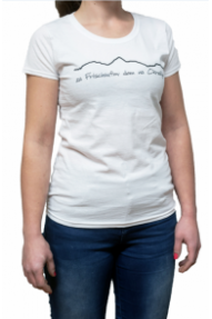 Ženska majica s kratkimi rokavi Okrešelj