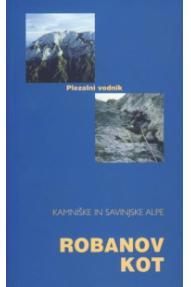 Plezalni vodnik: Robanov kot