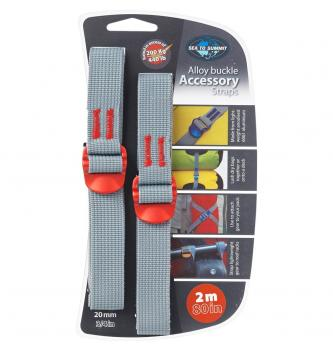 Pomožna zanka STS Accessory strap + Hook 20mm, 2m