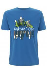 Moška majica s kratkimi rokavi Hybrid life Hybrant